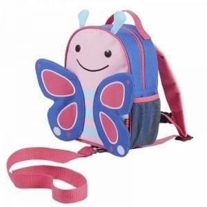 skip hop: Plecak Baby Zoo Motyl