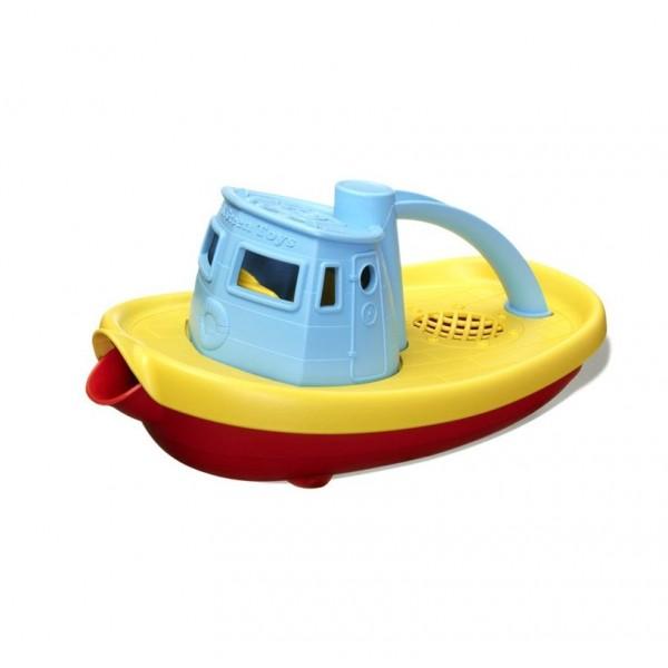 greentoys: łódka do zabawy w wodzie