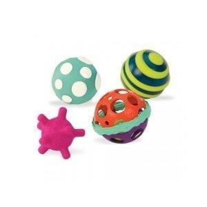 b.toys: piłki sensoryczne Ball-a-balloos