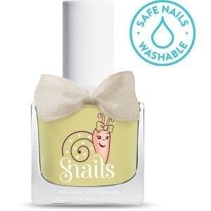 snails: lakier Bebe Creme Brulee