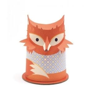 djeco: lampka nocna fox