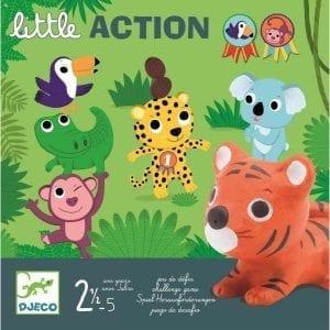 djeco: gra little action