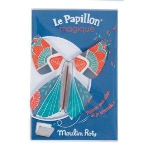 Moulin Roty: zakładka magiczny motyl