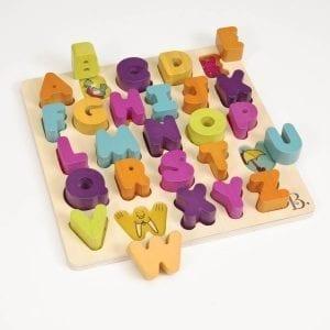 b.toys: puzzle - LITERKI Alpha B.tical