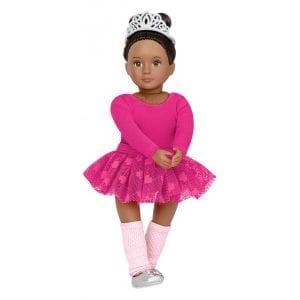 LORI: lalka balerina NAVEAH 15cm
