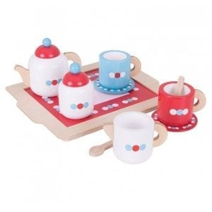 bigjigs: zestaw do herbatki