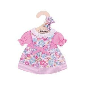 bigjigs: ubranka dla lalki 28cm