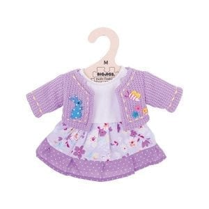 bigjigs: ubranko dla lalki 34cm