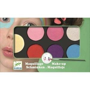 djeco: farbki do malowania twarzy