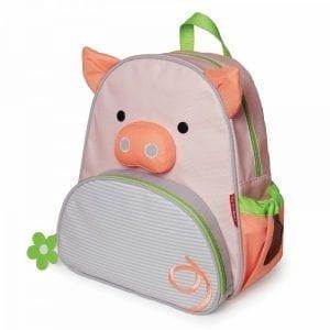 skip hop: plecak zoo świnka