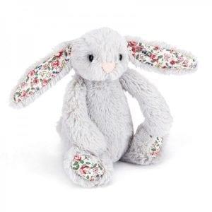 jellycat: królik silver 13cm