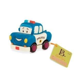 b.toys: Mini Wheeee-ls! radiowóz OfficerLawly