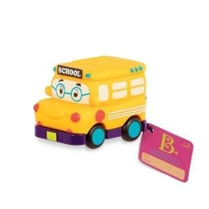 b.toys: Mini Wheeee-ls! autobus szkolny YellowBusGus