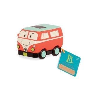 b.toys: Mini Wheeee-ls! busik GroovyPatootie