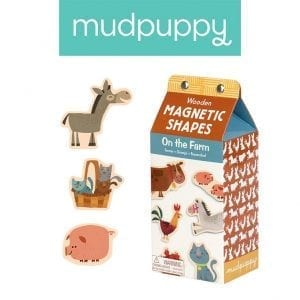 mudpuppy: magnesy farma 40 el.