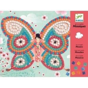 djeco: mozaiki motyle