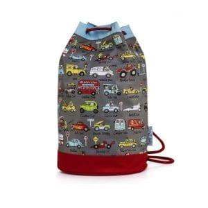 tyrrell katz: auta - torba sportowa