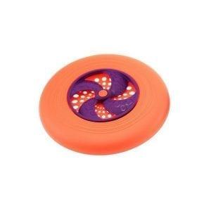 b.toys: frisbee pomarańcz