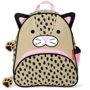 skip hop: leopard zoo plecak