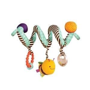 b.toys: Aktywna spirala dla niemowląt Wiggle Wrap