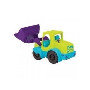 b.toys: duża koparka Loadie Loader