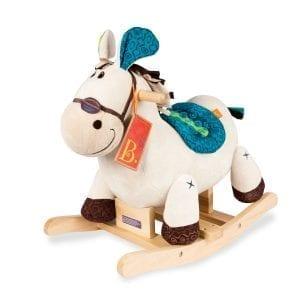 b.toys: koń na biegunach Rodeo Rocker Banjo