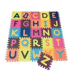 b.toys: mata piankowa puzzle Beautifloor