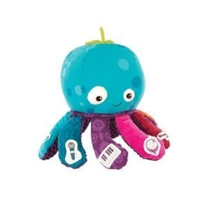 b.toys: Muzyczna ośmiornica Under the Sea Jamboree