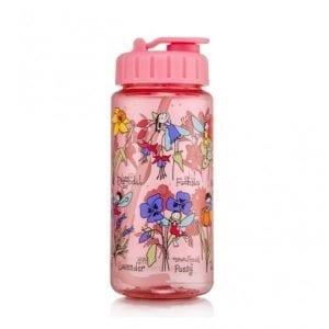Tyrrell katz: wróżki kwiatowe - bidon ze słomką / butelka