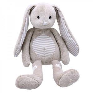 Puppet Company: królik w paski