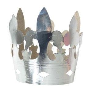 Jabadabado: PRINCESS - Korony księżniczki - zestaw 4 szt