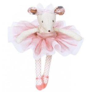 Moulin Roty: Etait Une Fois - myszka ballerina