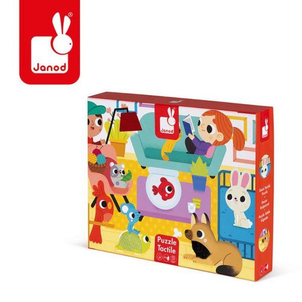 pol_pl_Puzzle-sensoryczne-20-elementow-Zwierzeta-domowe-Janod-5329_1