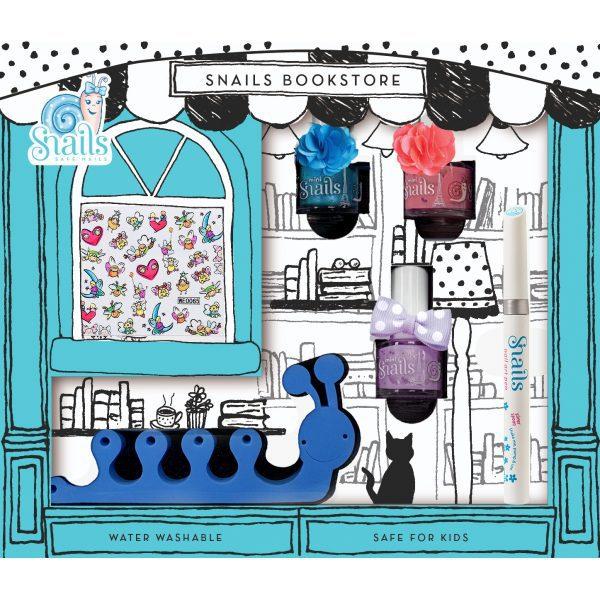 zestaw-do-paznokci-dla-dzieci-snails-bookstore