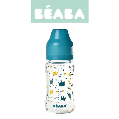 pol_pm_Beaba-Butelka-szklana-szerokootworowa-240-ml-Yellow-Blue-Crown-5760_1